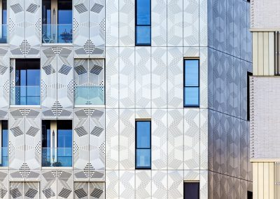 Alain Delange Photographe Architecture Paris France quartier BFM
