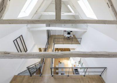 Alain Delange Photographe Design d'intérieur France Loft Cheptainville