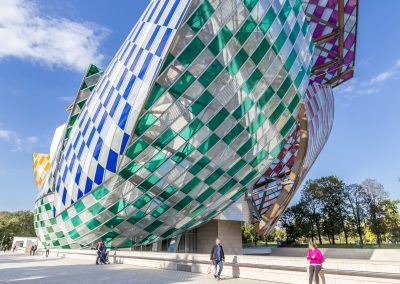 Alain Delange Photographe Architecture Paris France Fondation Louis Vuitton-1
