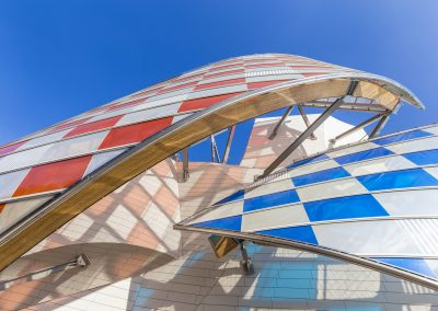 Alain Delange Photographe Architecture Paris France Fondation Louis Vuitton-5
