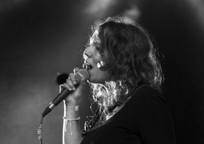 Alain Delange Photographe Concert Paris France TOXIC LILY