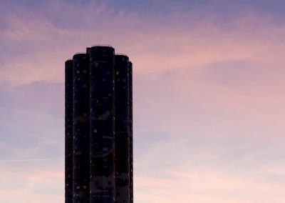 Alain Delange Photographe Paysage Urbain Paris La Defence France -9