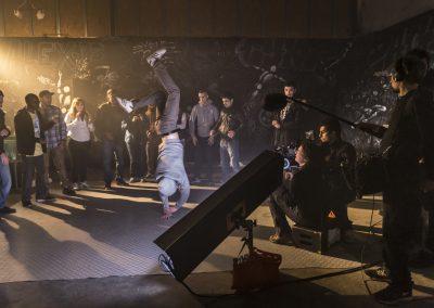 Alain Delange Photographe de plateau et back stage Paris France Court metrage - Les freres Safidine -4